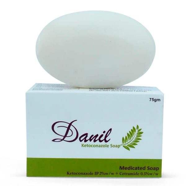 Danil Medicated Soap