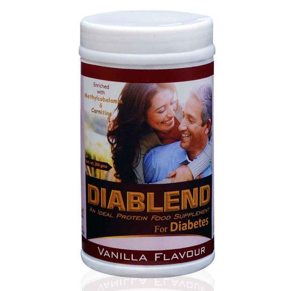 Diablend Nutrition Powder for Diabetes 200g – 1