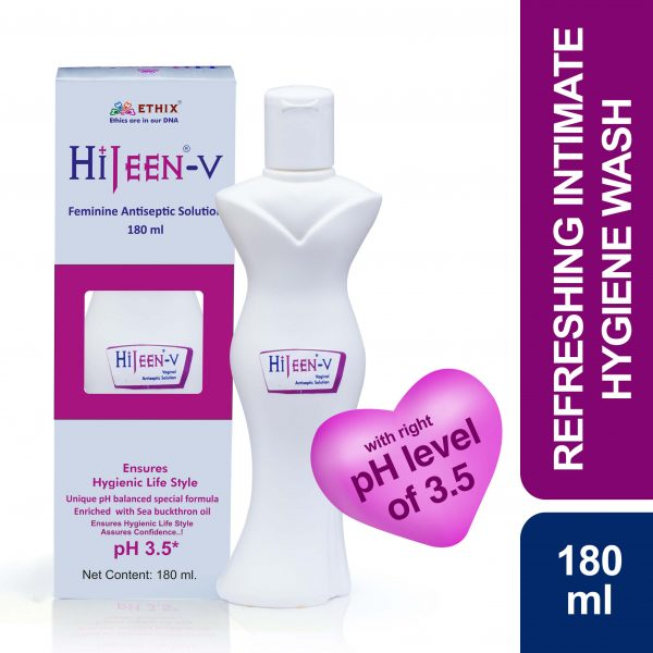 Hijeen V intimate wash