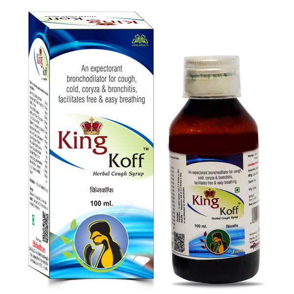 KingKoff cough syrup