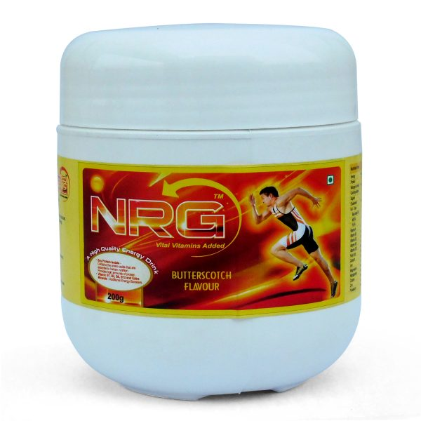NRG Butter Flavor powder
