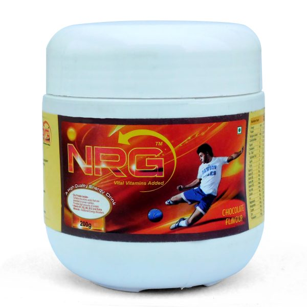 NRG Chocolate powder