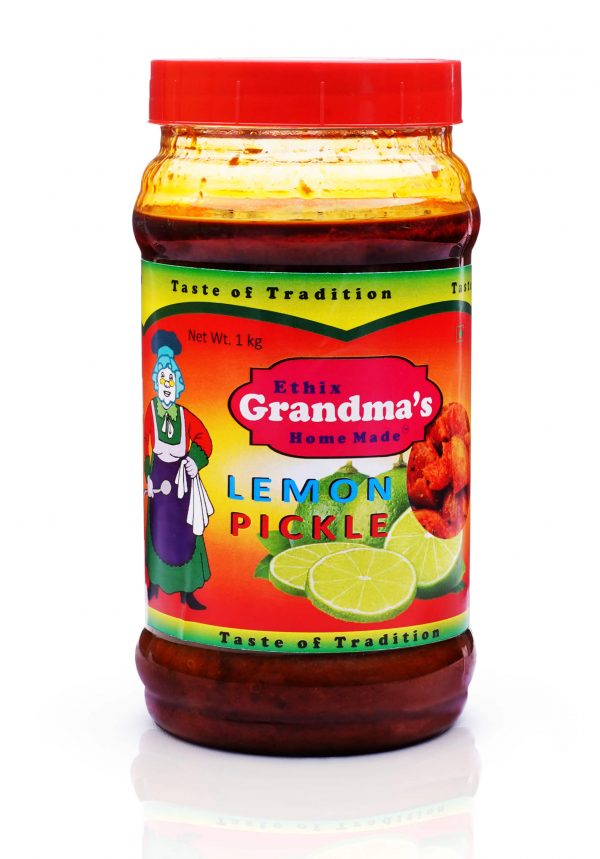 ethix grandma lemon pickle