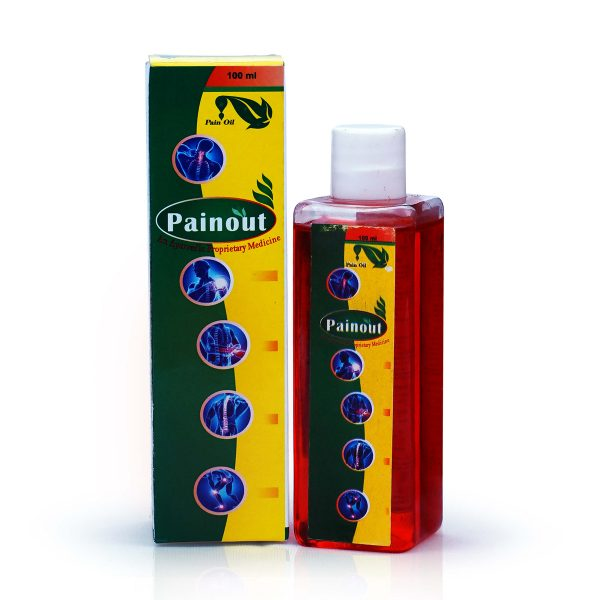 painout relief oil